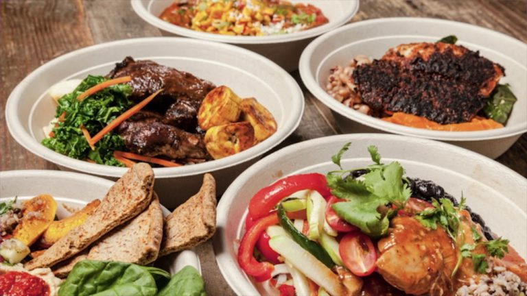 EveryTable, Great Spot for Quick Healthy and Affordable Takeout Meals in LA