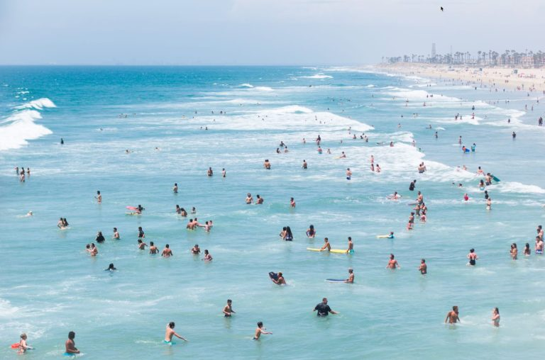 Living And Working in Huntington Beach, California