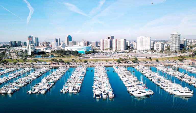 Living And Working in Long Beach, California