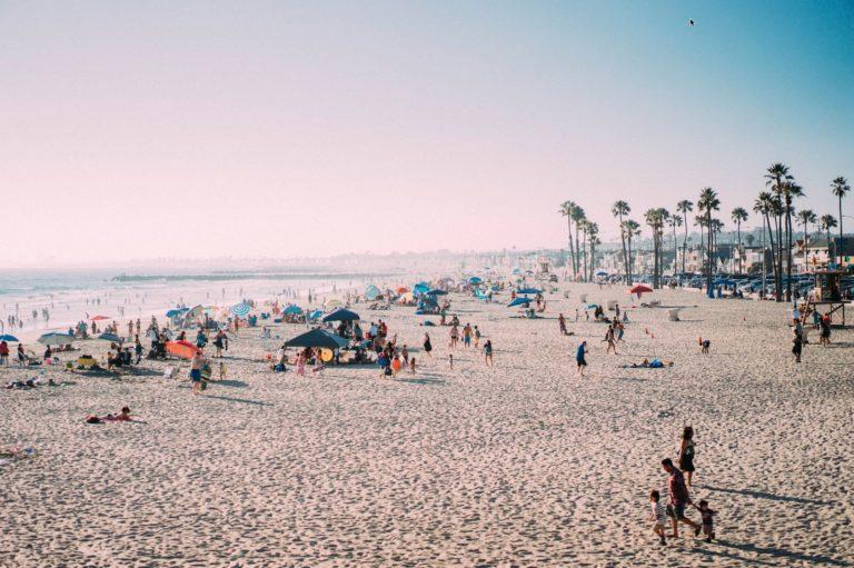 Living And Working in Newport Beach, California