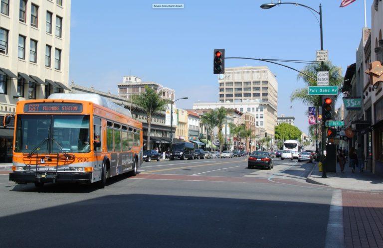 Living And Working in Pasadena, California