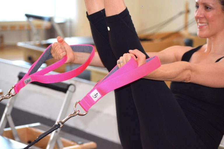 Stylish Personal Pilates Loops Invented by Long-Time Pilates Instructor, Jacqueline Hinton