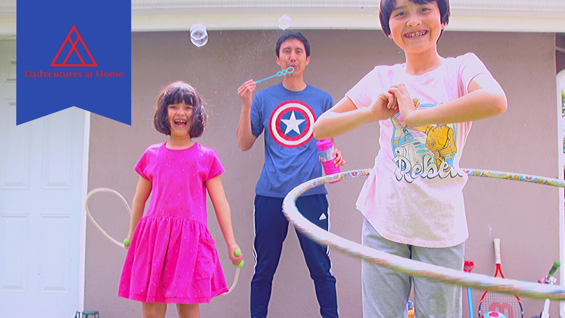 Dadventures Launches Fun And Easy Family Activities That You Can Do At Home