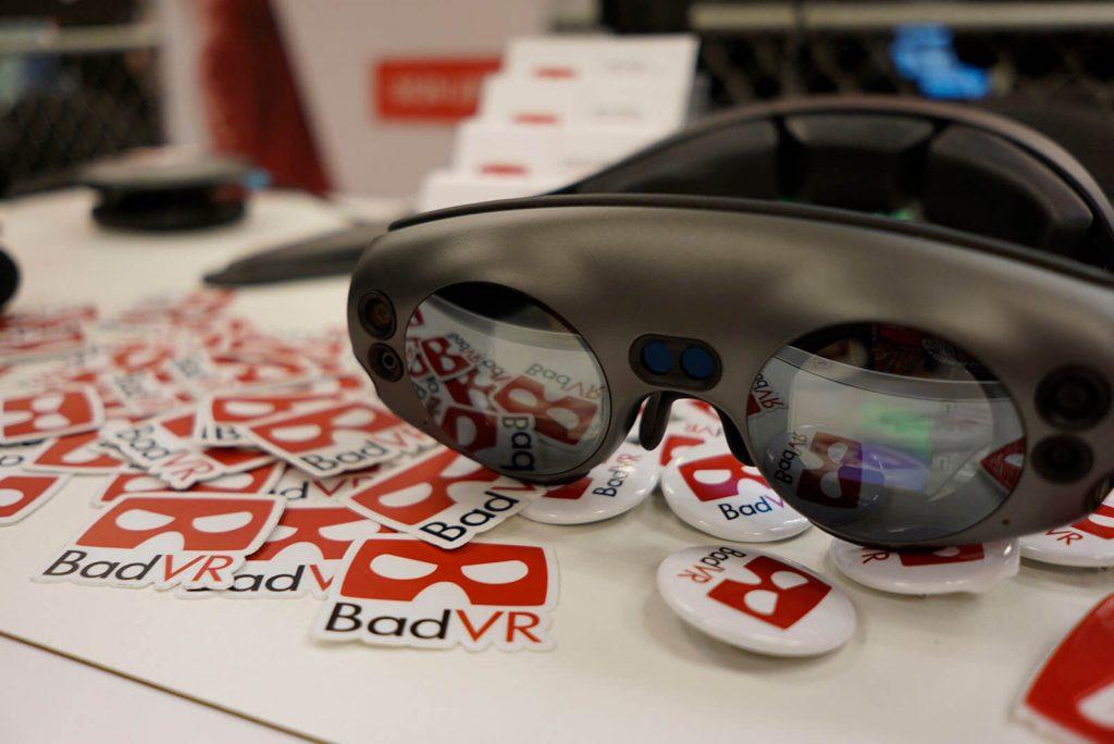 Step Inside Your Data With BadVR's VR Data Visualization Platform