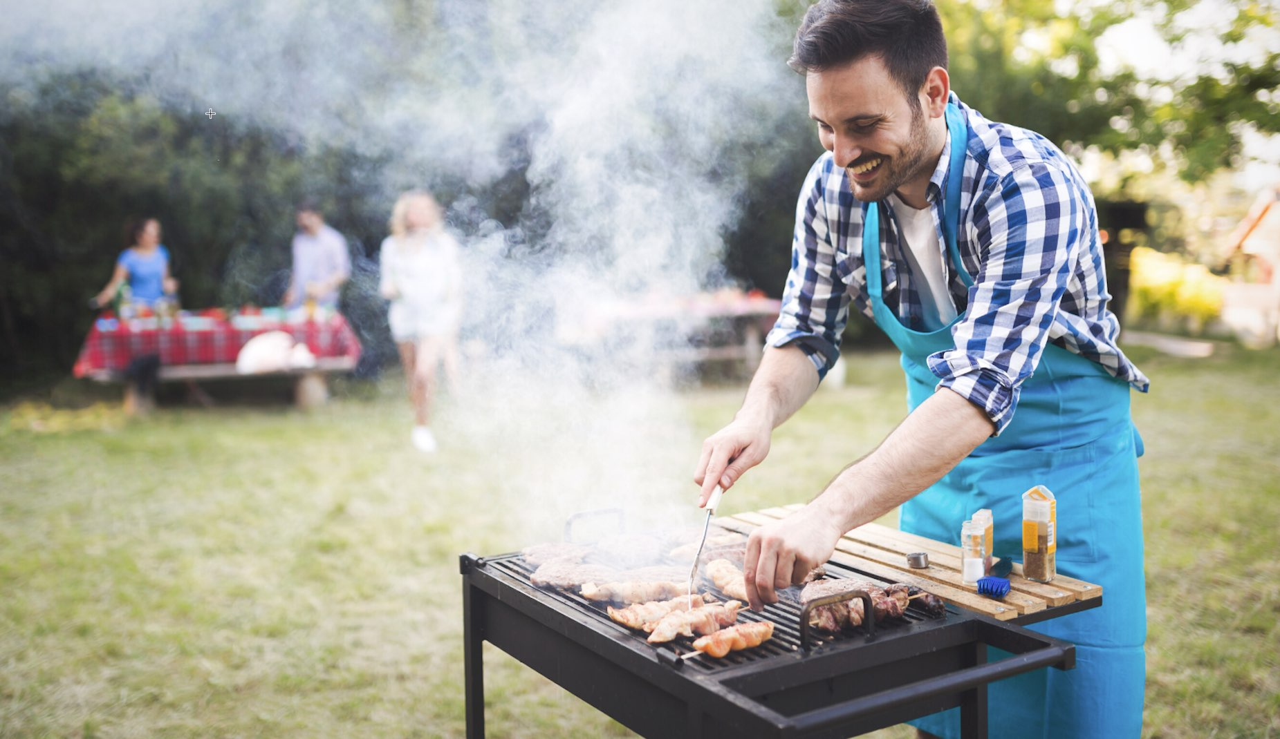 BBQ for Beginners: How To Ace The Grilling Test