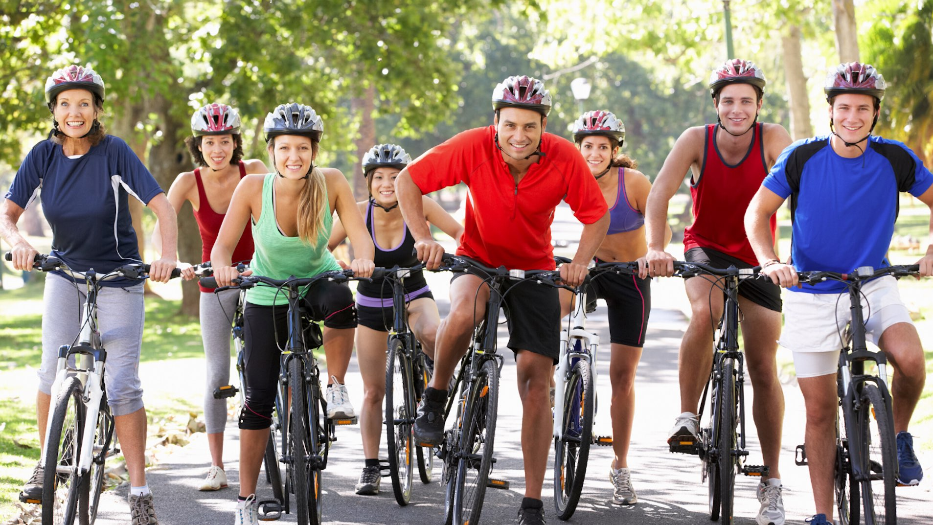 11 Health Benefits of Regular Cycling
