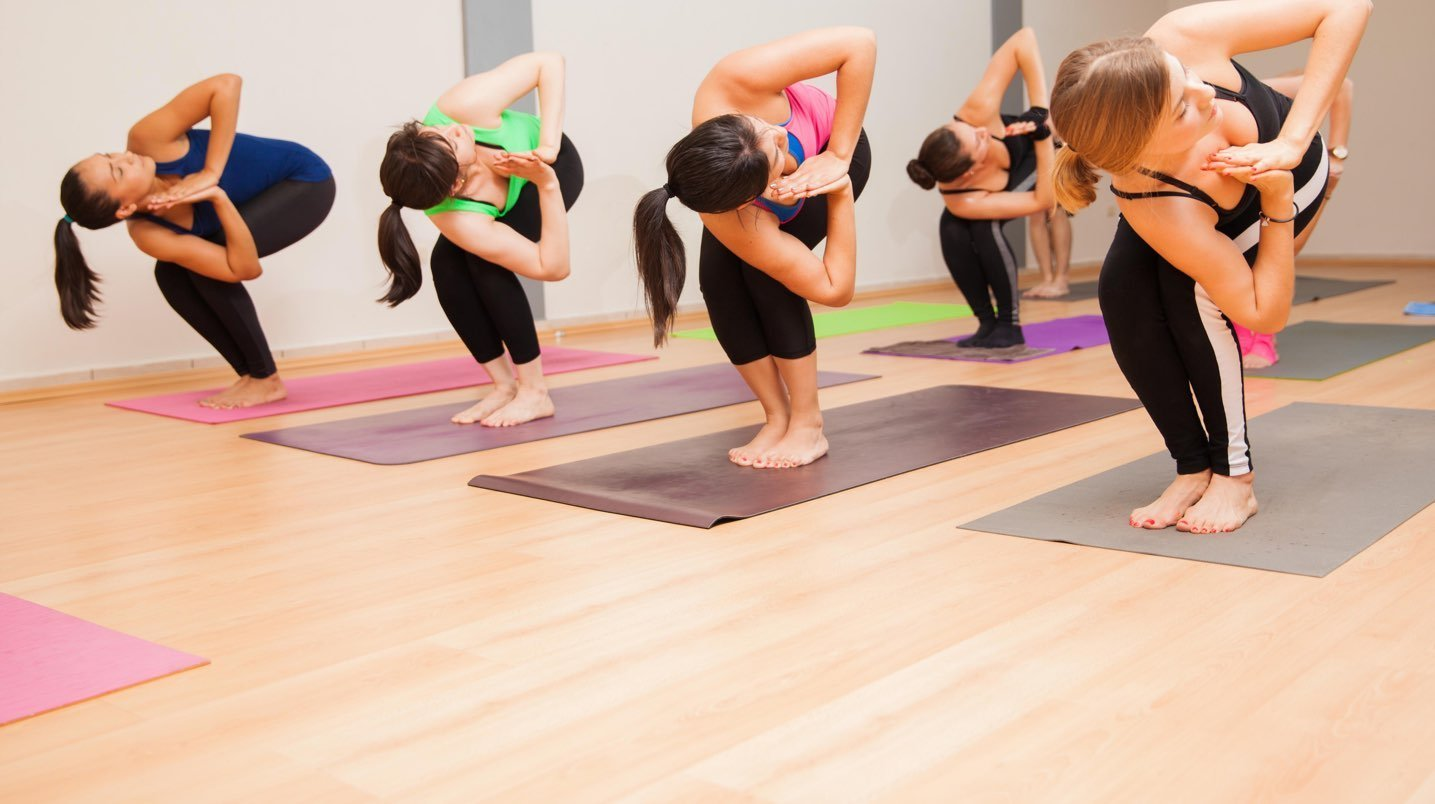How To Pick the Right Kind of Yoga Class for Your Mood