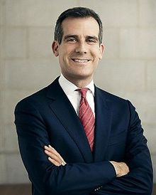 Eric Garcetti - Los Angeles Mayor