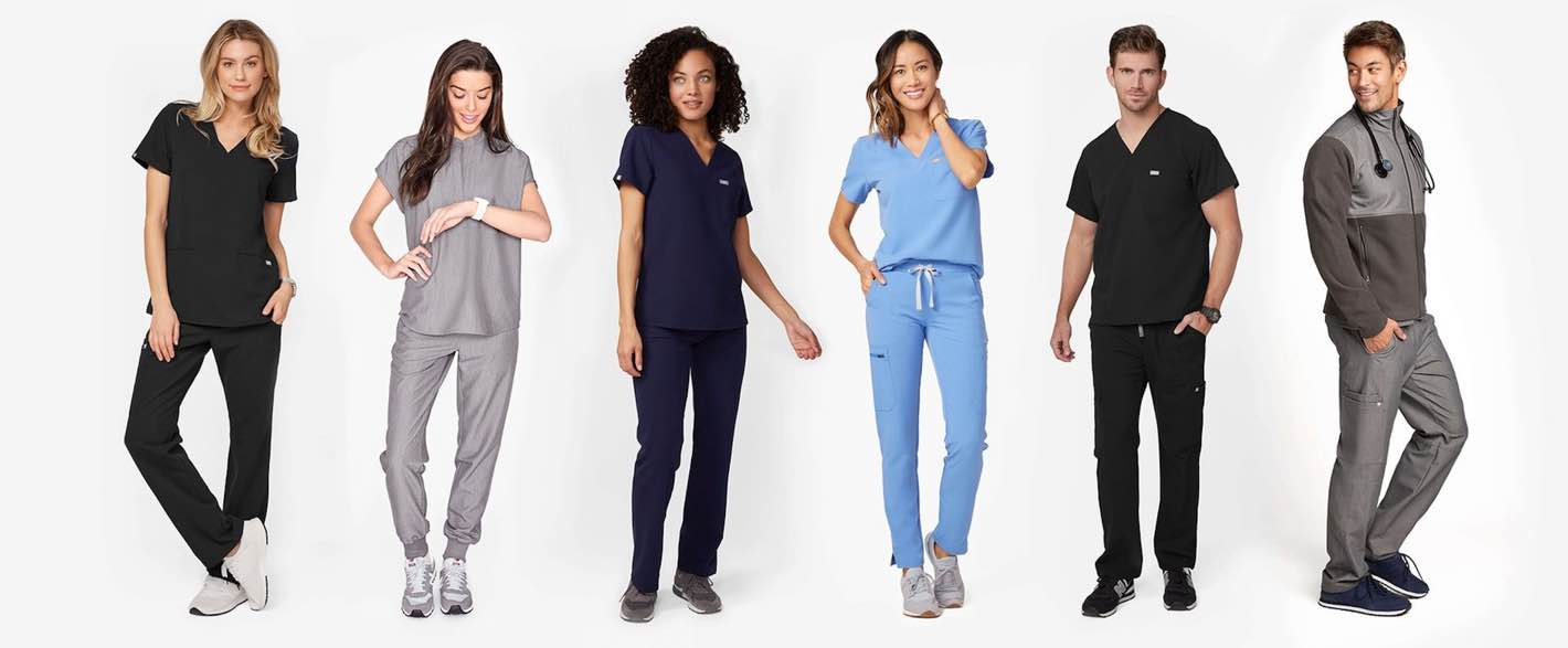 FIGS Launches a Functional and Fashionable Take on Modern Healthcare Workwear