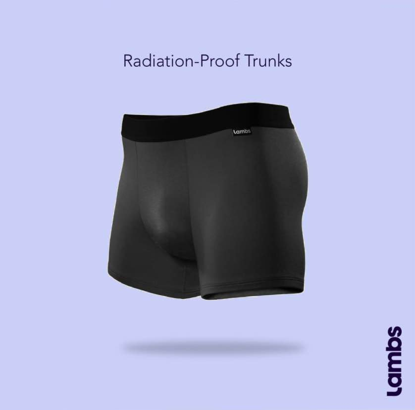 Lambs Launches Radiation-Proof Underwear for Your Goods