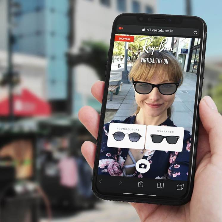 Vertebrae Launches 3D & Augmented Reality (AR) Commerce Solutions for Enterprise Retailers