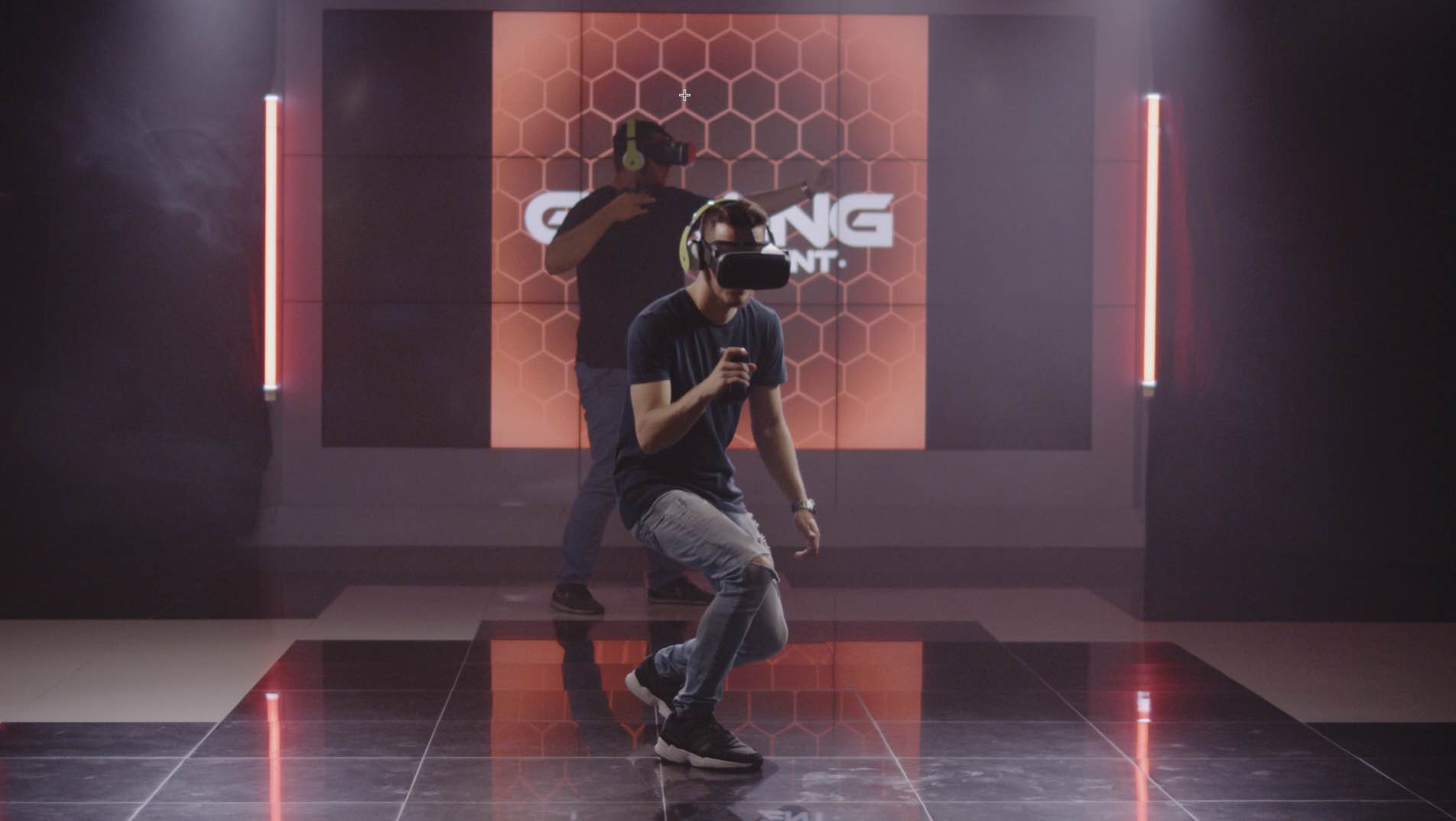 Virtual Reality Steps Into The Spotlight: Gaming 2.0