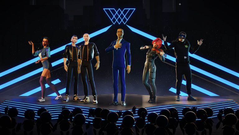 WaveXR Launches Multi-Channel Virtual Entertainment Platform for Live Concerts