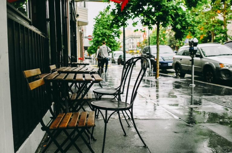 As Cold Weather Curbs Outdoor Dining,  Expect a Spike in Disposables-Packed Deliveries