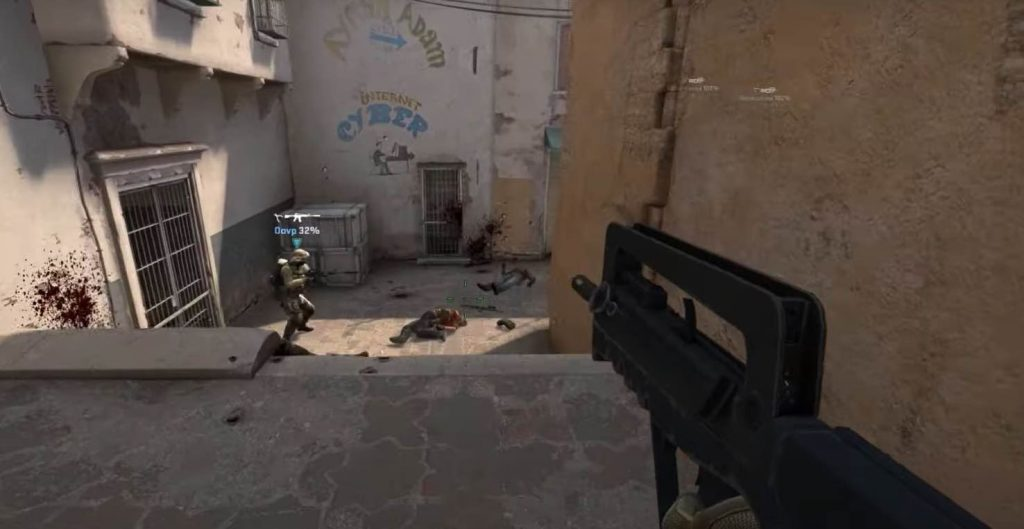 Counter-Strike: Global Offensive, One of the Most Played FPS Games in the World