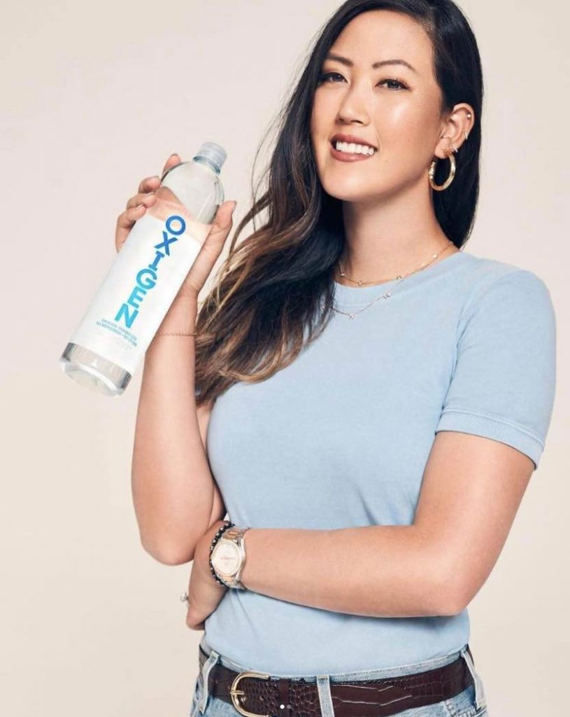 Pro Golfer, Michelle Wie West, Joined OXIGEN Water as Investor and Partner