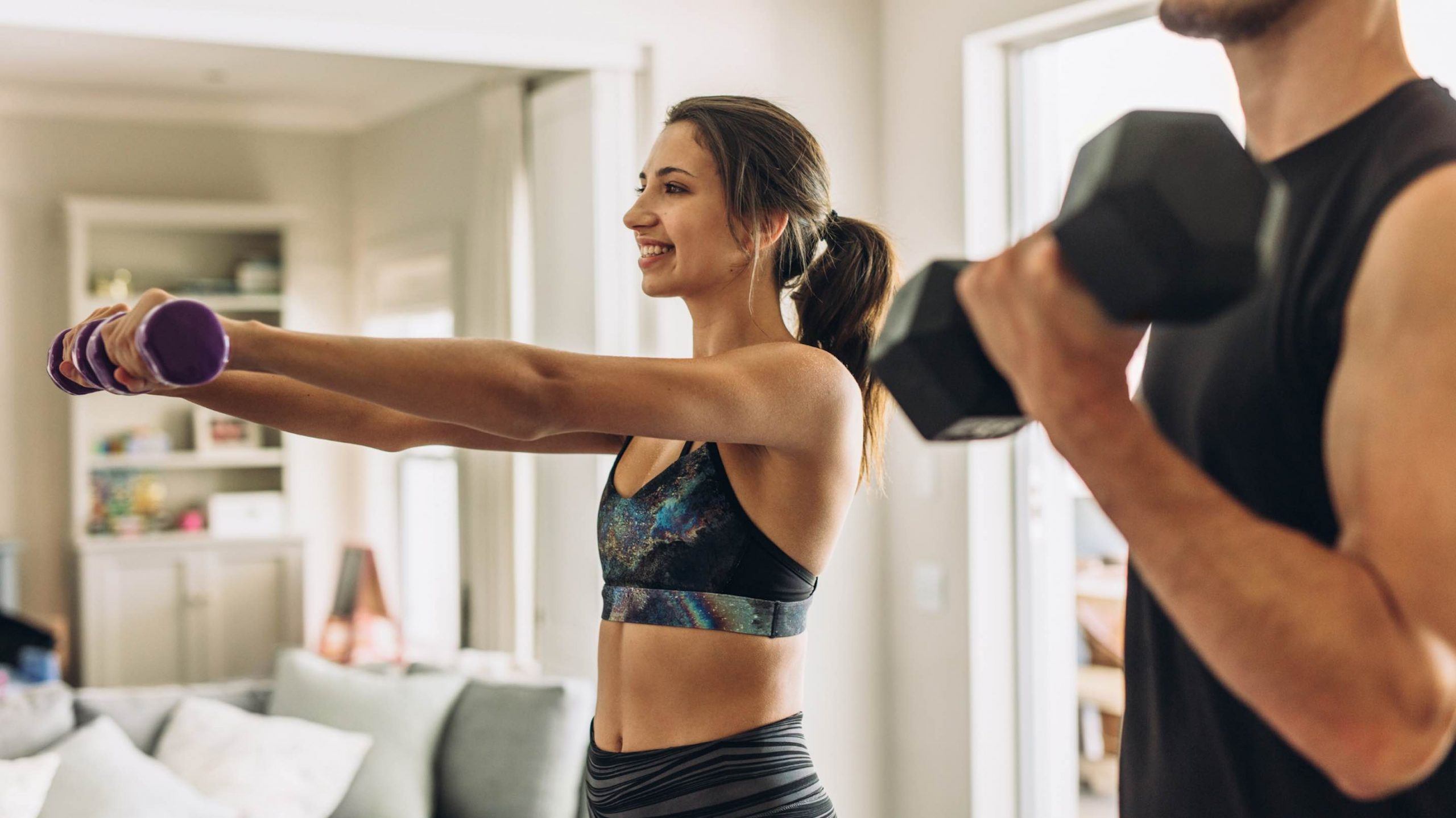 4 High-Intensity Home Workout Apps To Get You Back In Shape Fast