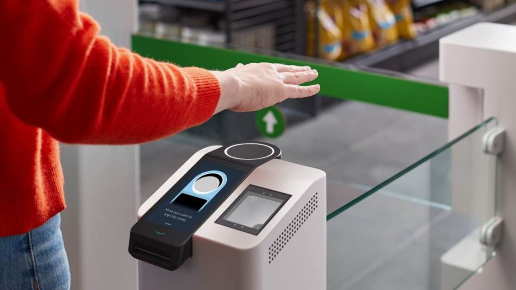 Pay with a Wave of Your Hand with Amazon's Latest Tech