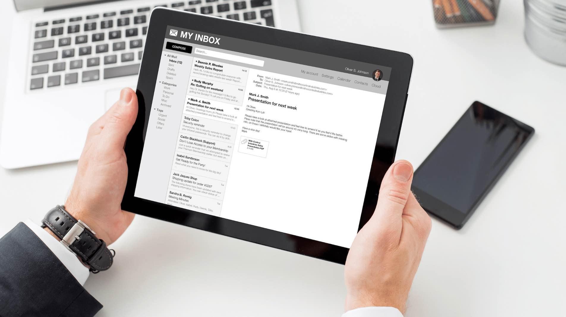 5 Simple Strategies For Achieving Inbox Zero