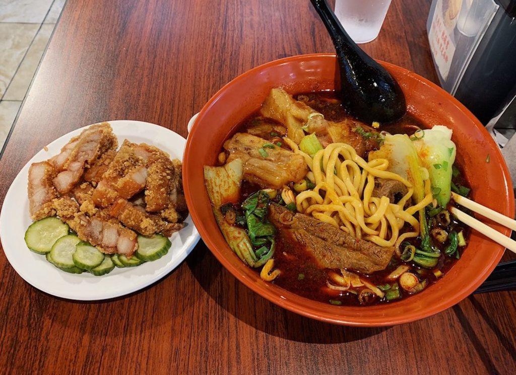 15 Best Cheap Eats in Los Angeles - Corner Beef Noodle House
