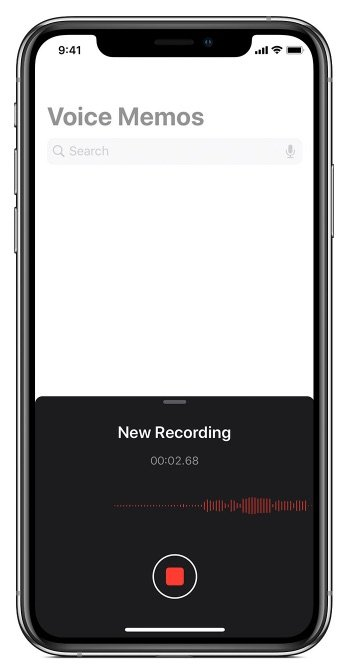 How to use iPhone's Voice Memos app to Record, Edit and Export Audio Recordings