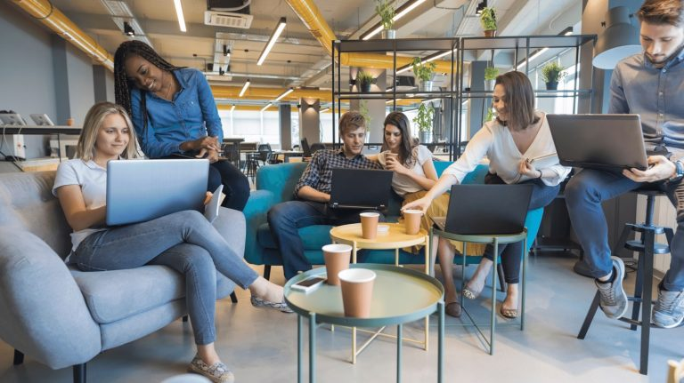 More Tech Companies Plan To Let Employees Back To The Office