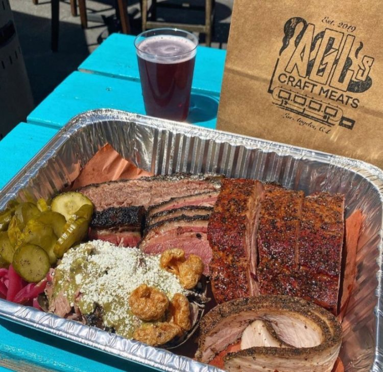 7 Standout Restaurants in Los Angeles to Celebrate Mother's Day - AGLs Craft Meats
