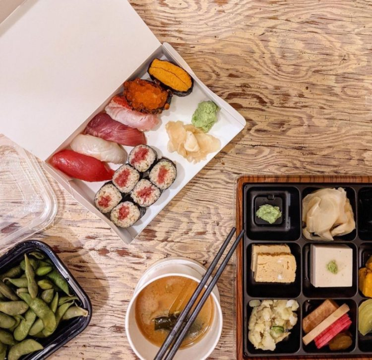 7 Standout Restaurants in Los Angeles to Celebrate Mother's Day - Morihiro Sushi