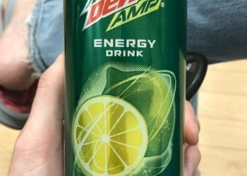The Best Energy Drinks To Power You Up Whenever - Mountain Dew