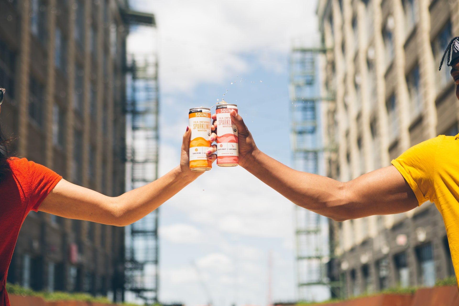 The Best Energy Drinks To Power You Up Whenever
